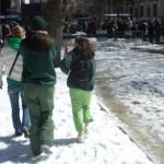 New York Umsonst: St. Patrick's Day Parade