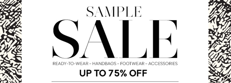 Billiger Shoppen in New York: Sample Sales