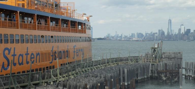 New York Umsonst: Mit der Fähre nach Staten Island