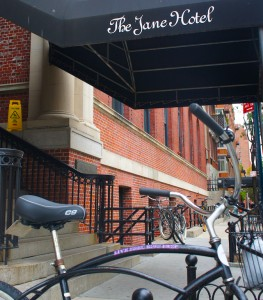 The Jane Hotel New York Fahrradverleih