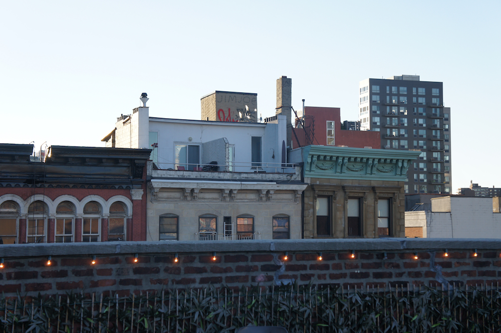 Bowery House Dachterrasse