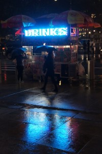 NYC Photo Safari Times Square Nachts